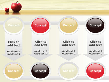 Sweet Apples PowerPoint Template Slide 18