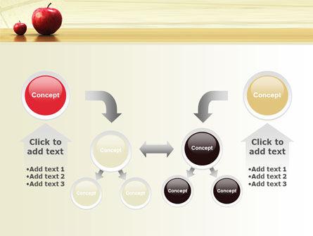 Sweet Apples PowerPoint Template Slide 19