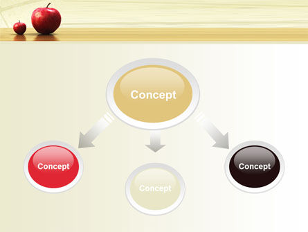 Sweet Apples PowerPoint Template, Slide 4, 08509, Consulting — PoweredTemplate.com