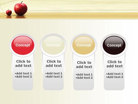 Sweet Apples PowerPoint Template Slide 5