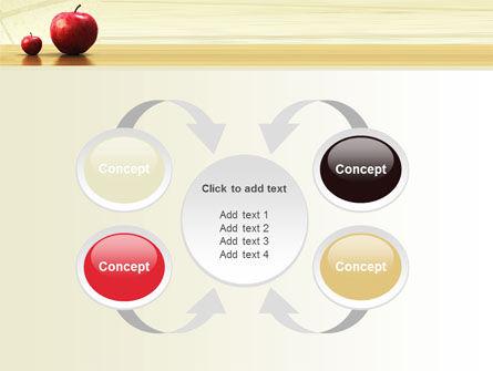 Sweet Apples PowerPoint Template Slide 6