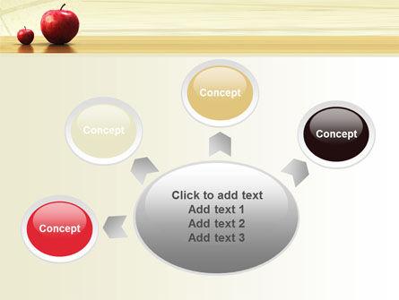 Sweet Apples PowerPoint Template Slide 7