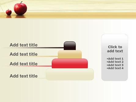 Sweet Apples PowerPoint Template Slide 8