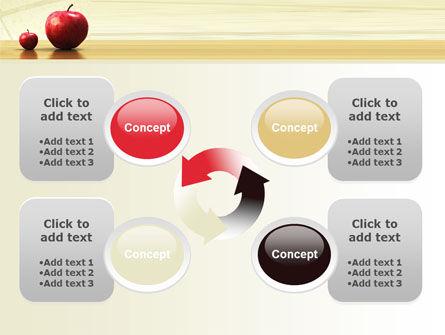Sweet Apples PowerPoint Template Slide 9