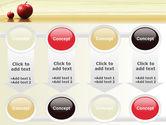 Sweet Apples PowerPoint Template#18