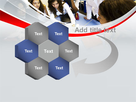 Education Conference PowerPoint Template Slide 11