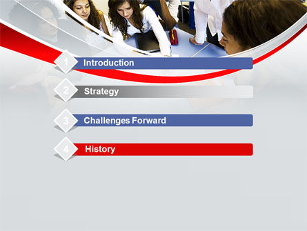 Education Conference PowerPoint Template, Slide 3, 08510, Education & Training — PoweredTemplate.com
