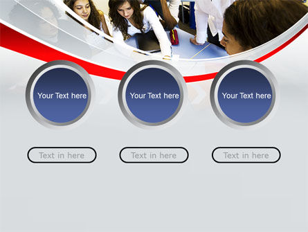 Education Conference PowerPoint Template Slide 5