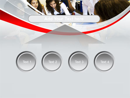 Education Conference PowerPoint Template Slide 8