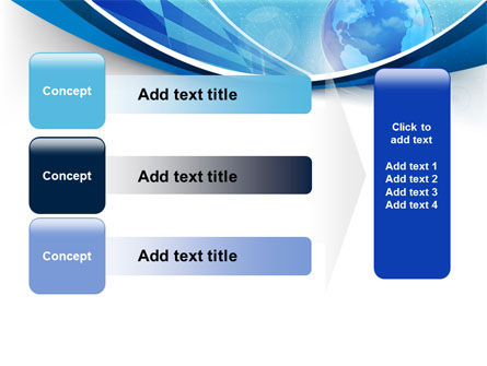 Business Planet PowerPoint Template Slide 12