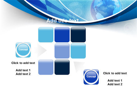 Business Planet PowerPoint Template Slide 16