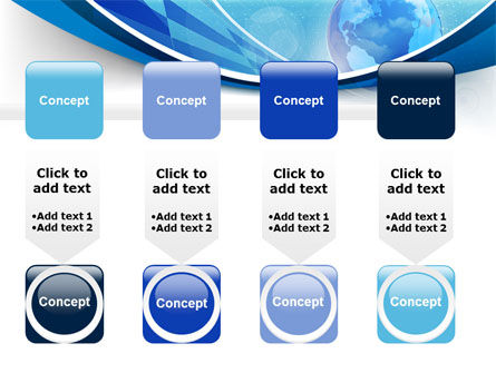 Business Planet PowerPoint Template Slide 18
