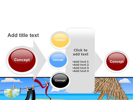 Rest Time PowerPoint Template Slide 17