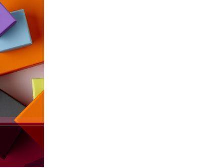Fancy Boxes PowerPoint Template, Slide 3, 08521, Business — PoweredTemplate.com