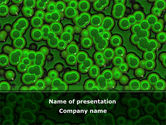 Medical: Chlorophylls PowerPoint Template #08523