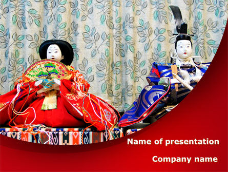 Japanese Traditions PowerPoint Template
