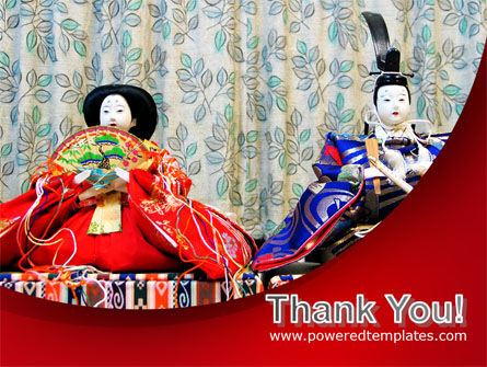 Japanese Traditions PowerPoint Template Slide 20