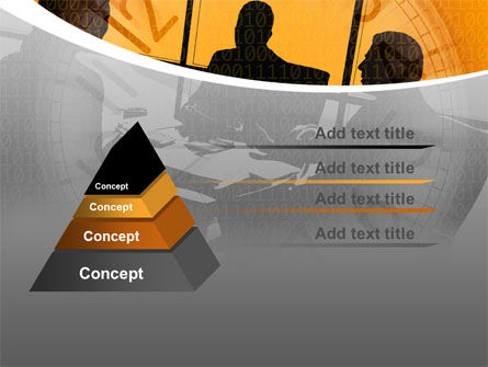 Business Talking PowerPoint Template Slide 12