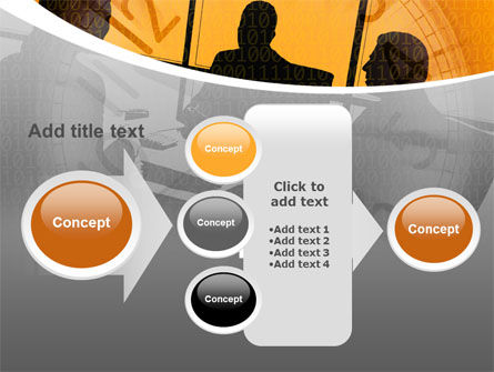 Business Talking PowerPoint Template Slide 17