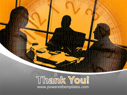 Business Talking PowerPoint Template Slide 20