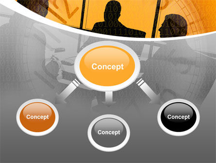 Business Talking PowerPoint Template Slide 4