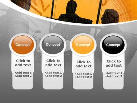 Business Talking PowerPoint Template Slide 5