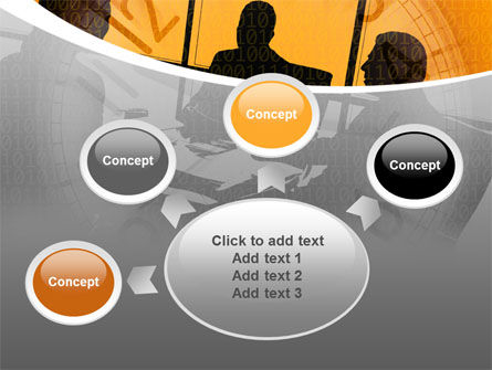 Business Talking PowerPoint Template Slide 7