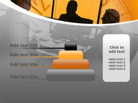 Business Talking PowerPoint Template Slide 8