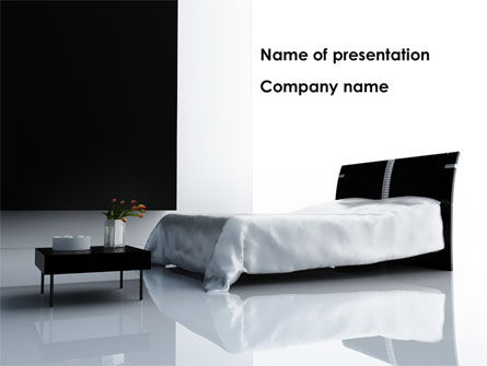 Hotel Interior PowerPoint Template