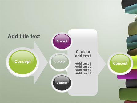 Source Of Knowledge PowerPoint Template Slide 17
