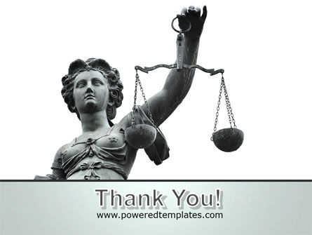 Themis Goddess of Justice PowerPoint Template Slide 20
