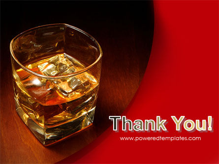 Whiskey in Rock PowerPoint Template Slide 20