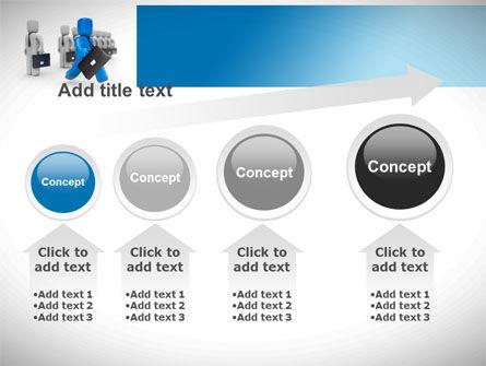 MLM Leader PowerPoint Template Slide 13