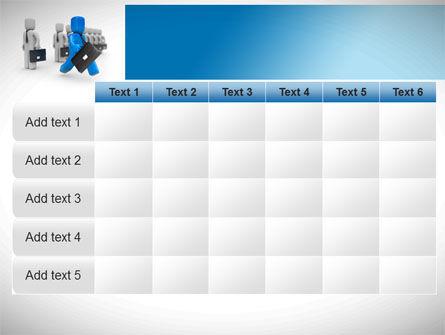 MLM Leader PowerPoint Template Slide 15