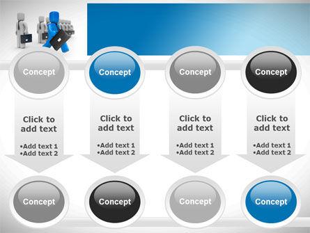 MLM Leader PowerPoint Template Slide 18