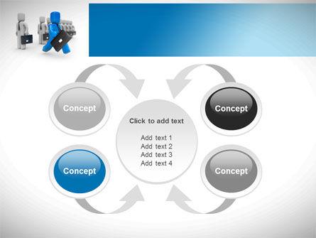 MLM Leader PowerPoint Template Slide 6