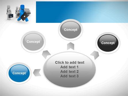 MLM Leader PowerPoint Template Slide 7
