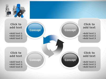 MLM Leader PowerPoint Template Slide 9