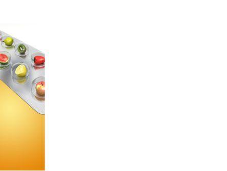 Healthy Pills PowerPoint Template, Slide 3, 08536, Careers/Industry — PoweredTemplate.com