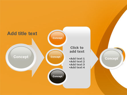 Orange In Can PowerPoint Template Slide 17