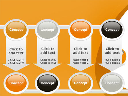 Orange In Can PowerPoint Template Slide 18