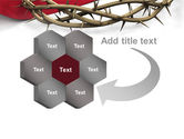 Crown Of Thorns PowerPoint Template#11