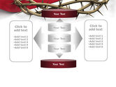 Crown Of Thorns PowerPoint Template#13