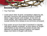 Crown Of Thorns PowerPoint Template#2