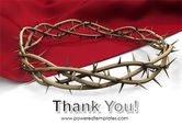 Crown Of Thorns PowerPoint Template#20