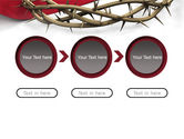 Crown Of Thorns PowerPoint Template#5