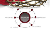 Crown Of Thorns PowerPoint Template#7