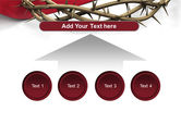 Crown Of Thorns PowerPoint Template#8