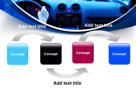 Ride Fast PowerPoint Template Slide 4
