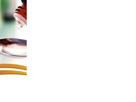 Mixture PowerPoint Template, Slide 3, 08548, Medical — PoweredTemplate.com